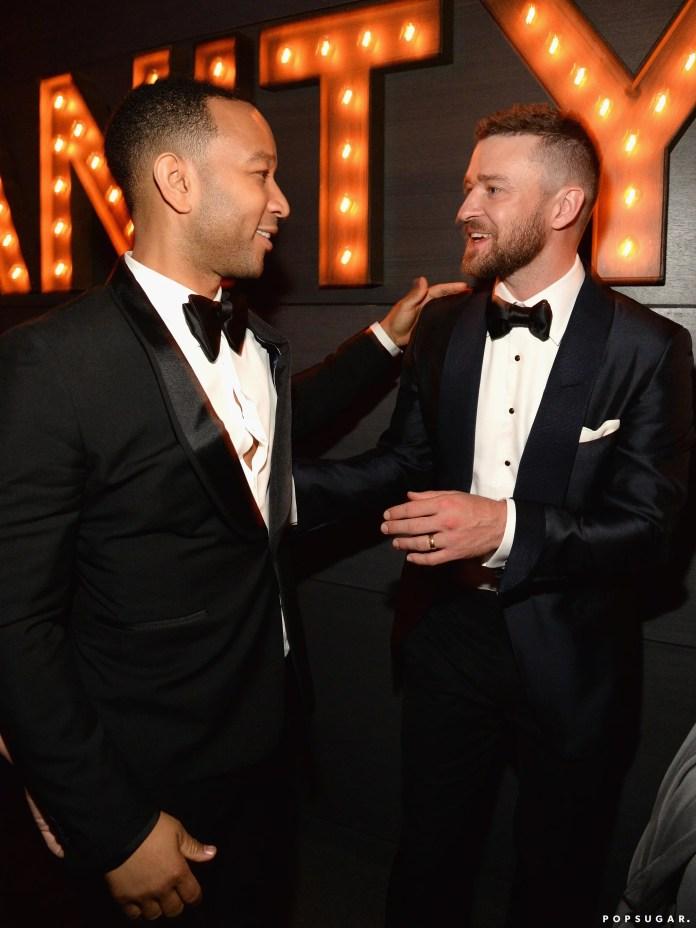 Image result for Justin Timberlake, John Legend