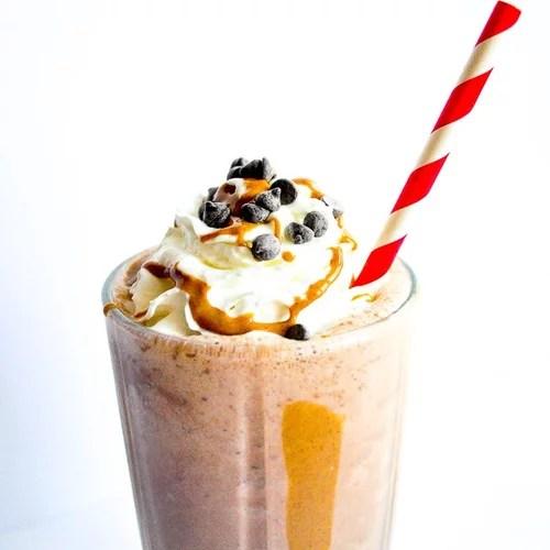 Peanut Butter Chocolate Keto Shake