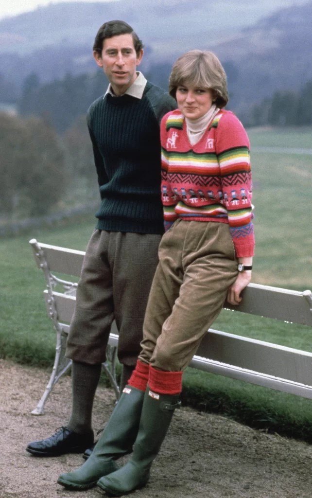 Cute and Cozy Balmoral Diana | Princess Diana Halloween ...
