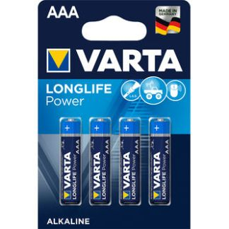 BATTERIER AAA ALK LR03