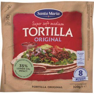 TORTILLA ORIG MEDIUM