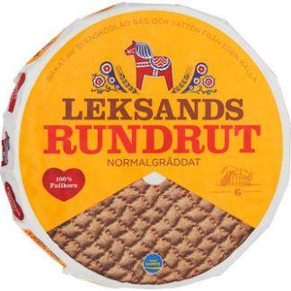 KNÄCKEBRÖD RUND-RUT