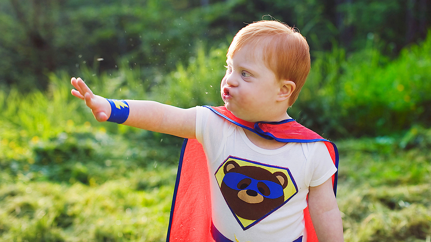 The Superhero Project Features Kids With Special Needs