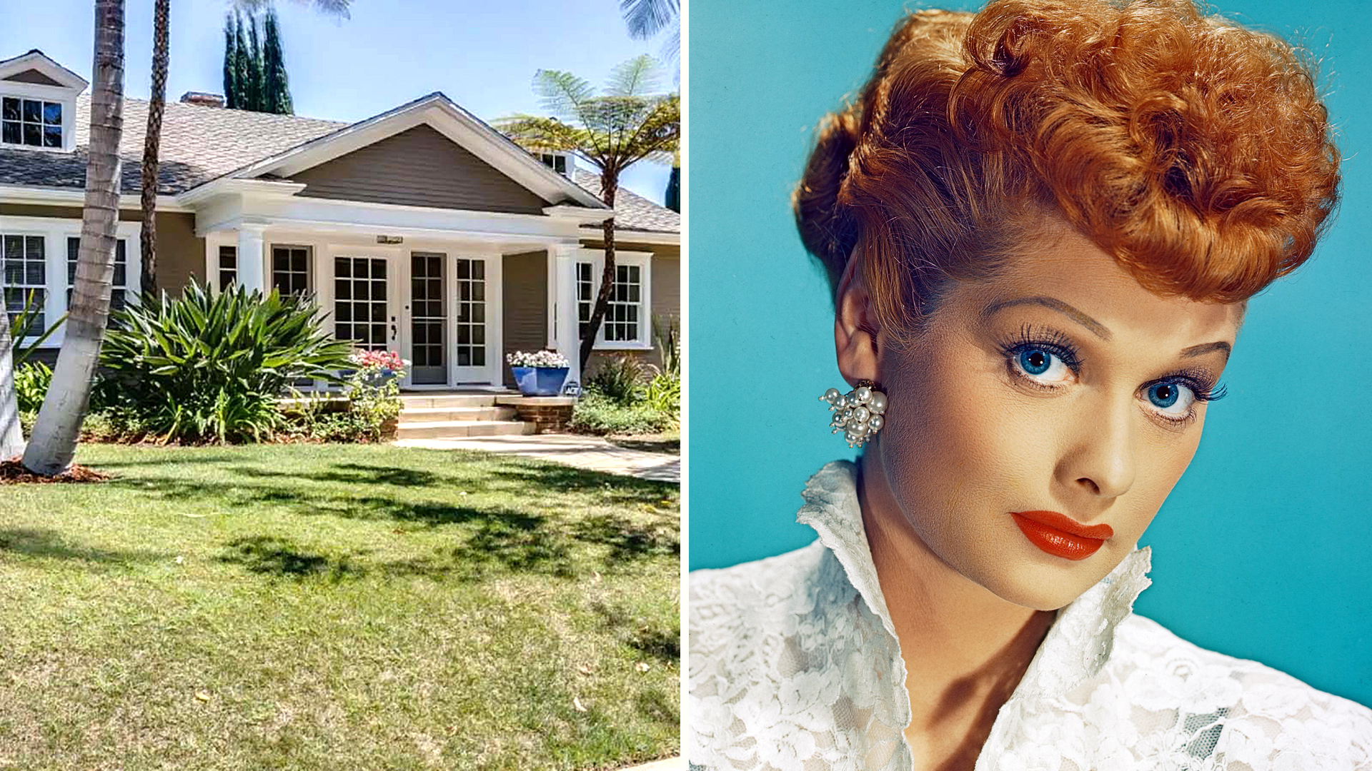Lucille Balls First Hollywood Home Is For Sale See