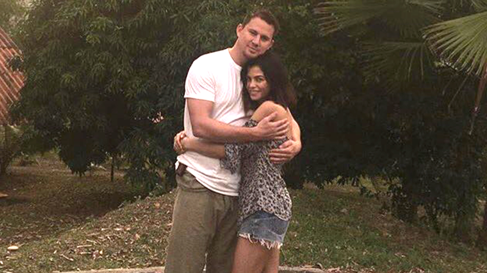 Channing Tatum Sends Magical Birthday Message To Wife