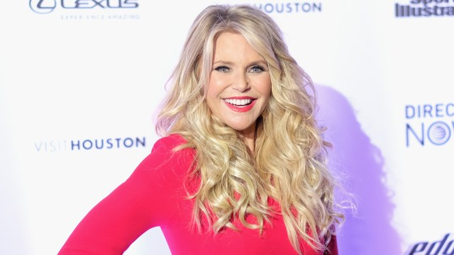 christie brinkley's hair: see the supermodel's new bangs