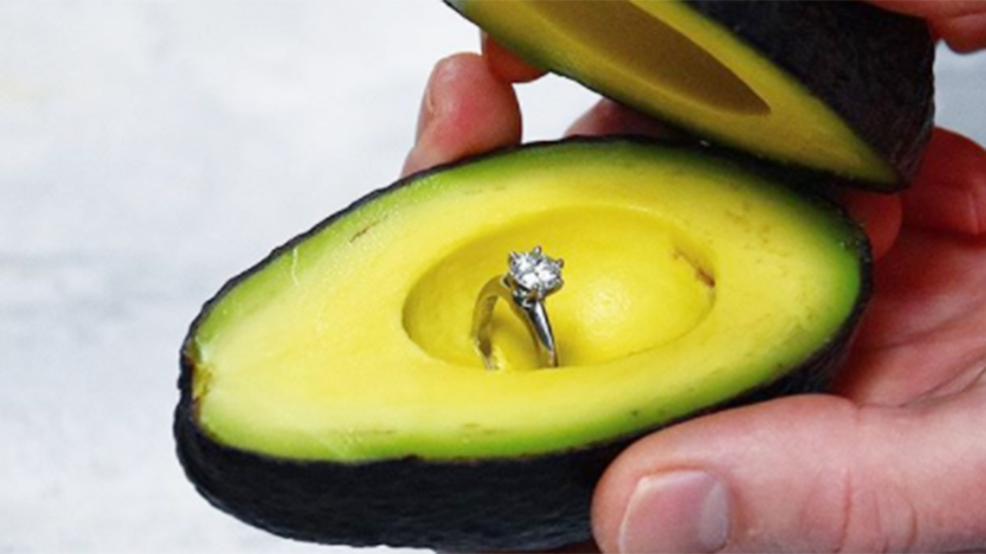People Are Using Avocados To Propose On Instagram