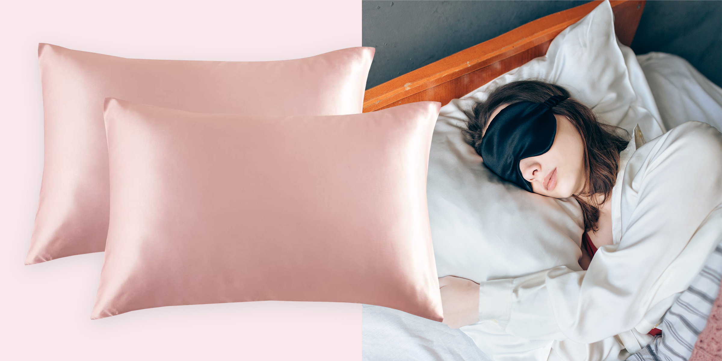 the best satin pillowcase to help