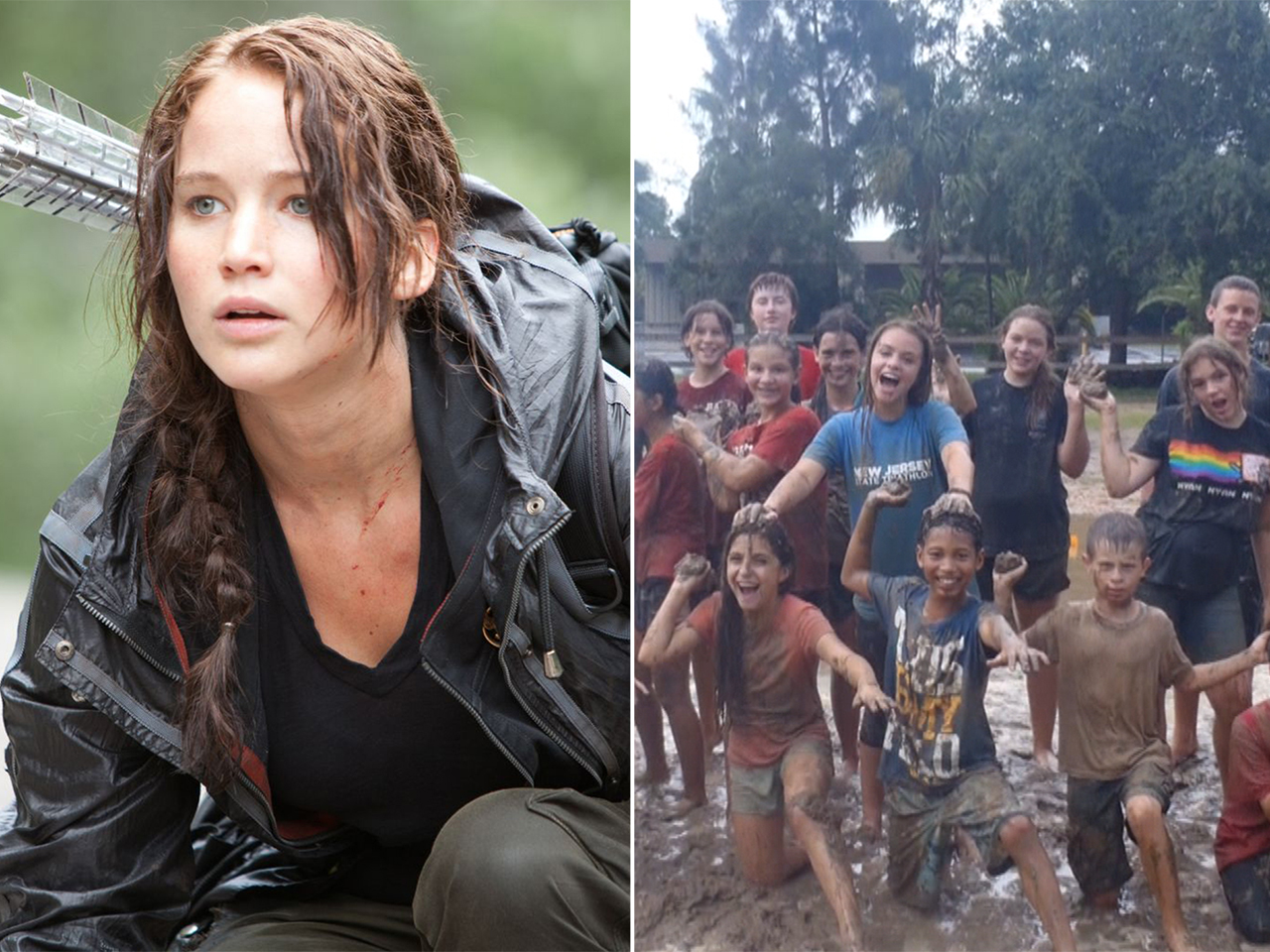 May The Odds Be Ever Controversial Hunger Games Camp In
