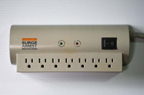 Image result for Surge Protector Fire Hazards