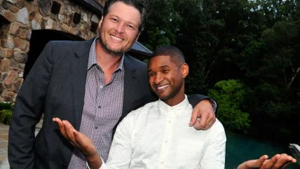 Image: BESTPIX - Usher Kicks Off 15th Anniversary Celebration Of Usher's New Look