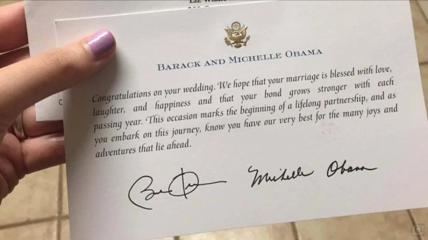 Mom Invites Obamas To Her Daughter S Wedding And They Reply