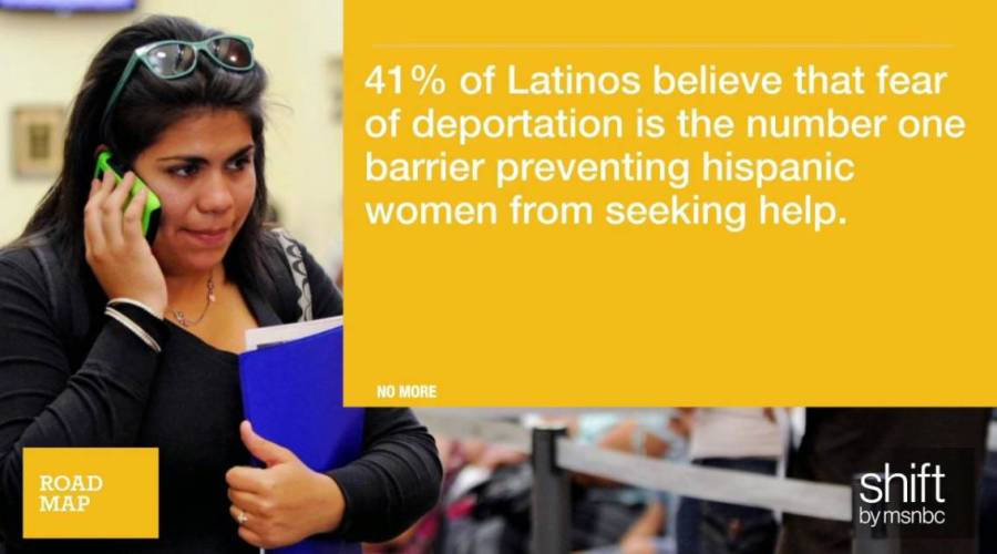 Fear Of Deportation Barrier To Reporting Abuse