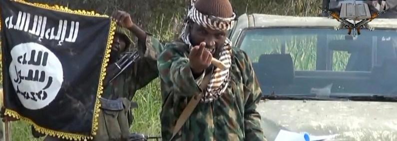 Image: TOPSHOTS-NIGERIA-UNREST-SHEKAU