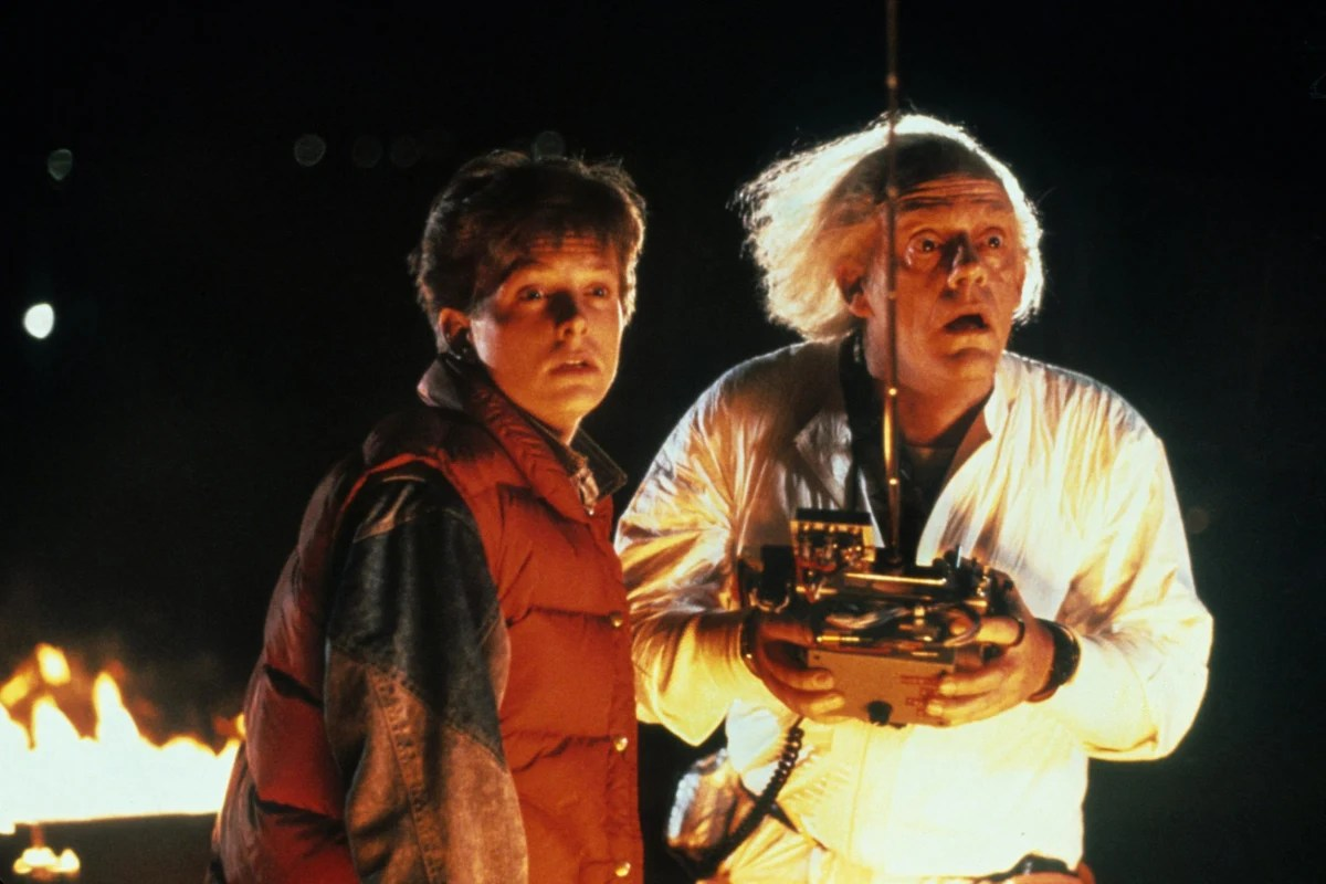 Beyond Back To The Future Experts Serve Up Tech