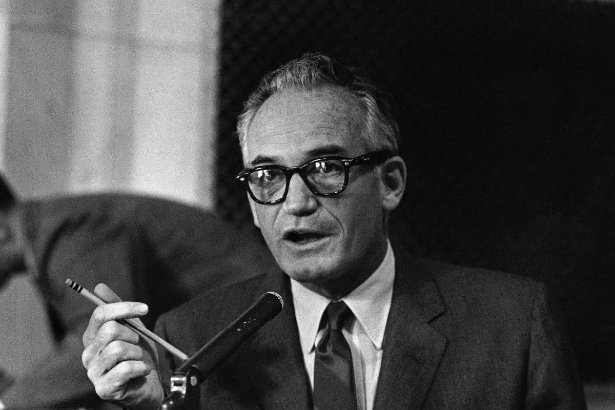 Barry Goldwater S Family Is Against Donald Trump