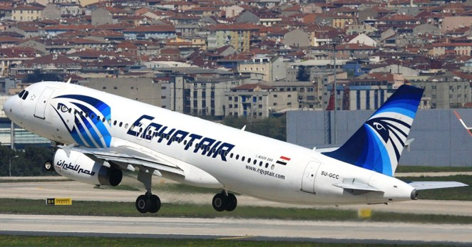 EgyptAir Flight Data Shows Smoke Detected in Bathroom Before Crash