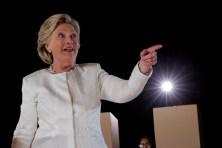 Hillary Clinton Slams Trump's 'Dark, Divisive, Dangerous Vision'