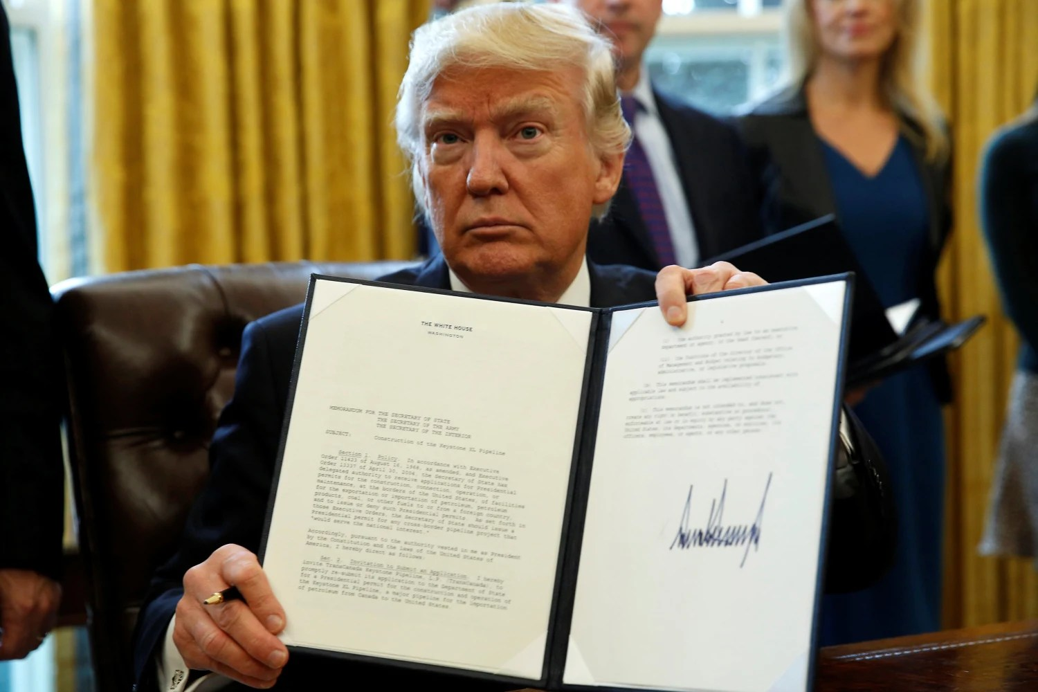 Here S The Full List Of Donald Trump S Executive Orders