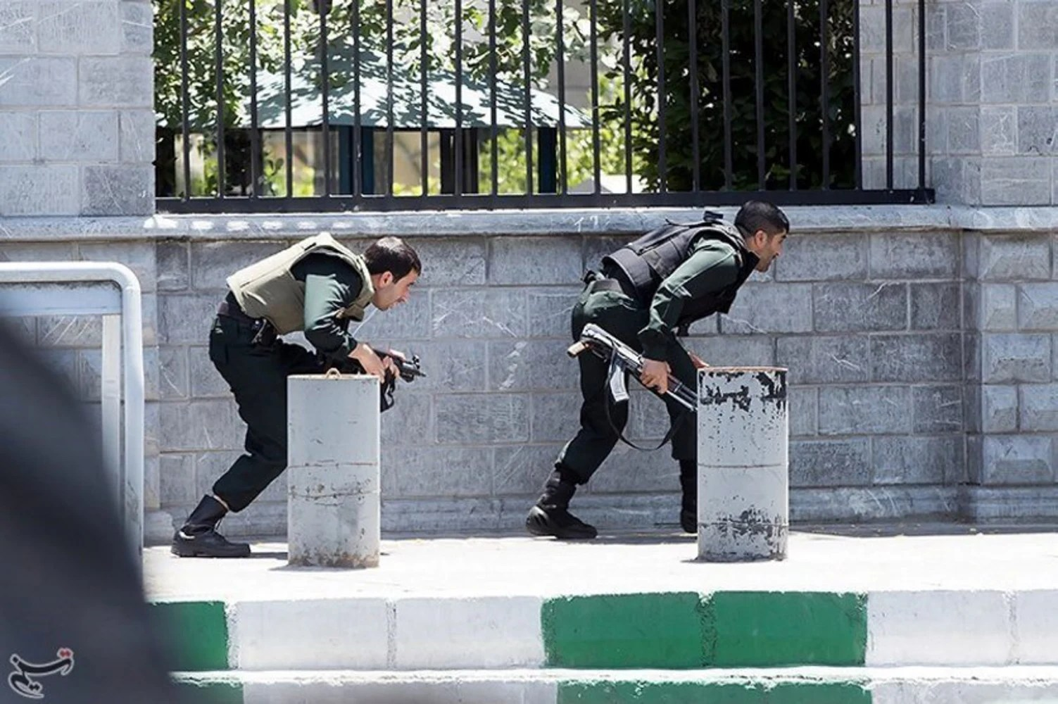 Iran: 5 Tehran Terrorists Had Fought for Islamic State