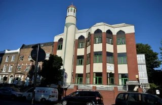 Image: The Finsbury Park Mosque