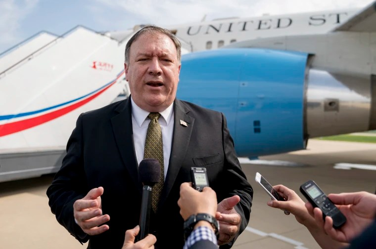 Image: Mike Pompeo