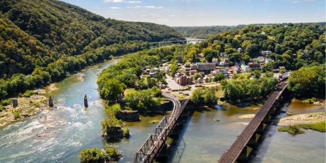Best family vacations: Harpers Ferry, West Virginia