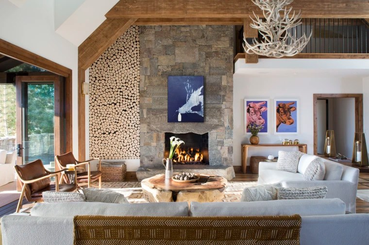 See Bill And Giuliana Rancic S Lake House Near Lake Coeur