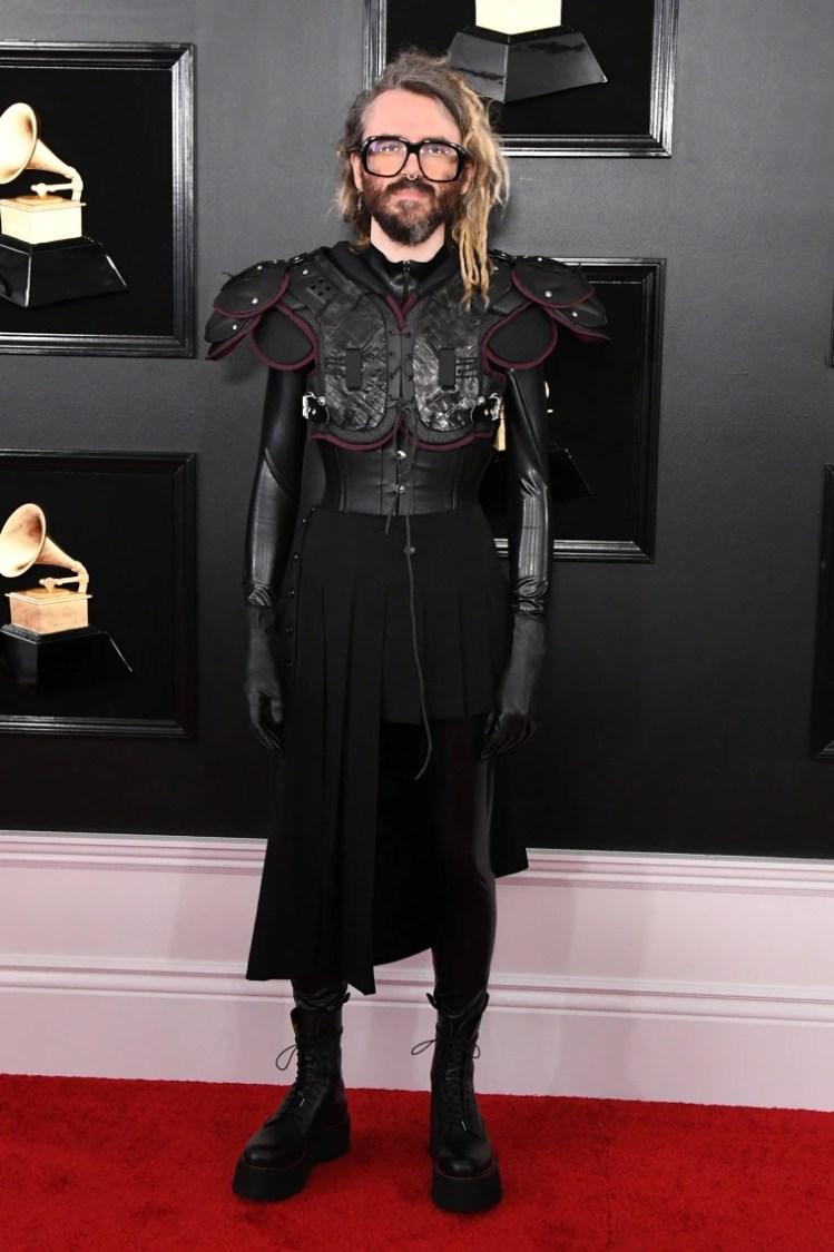 Image: Shawn Everett at Grammys 2019