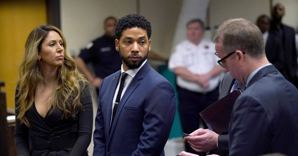 Chicago Police Union Wants Federal Probe In Jussie