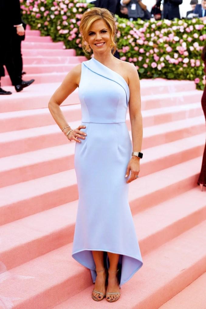 Natalie Morales, 2019 Met Gala, red carpet