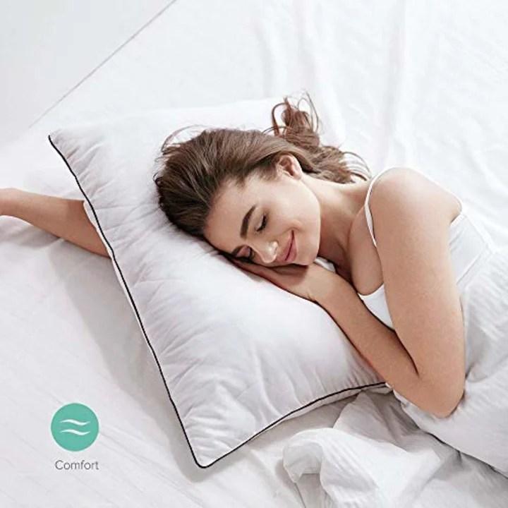 best pillow for neck pain reddit online