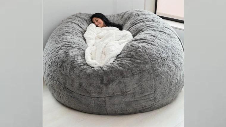 big bean bag pillow online