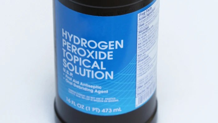 surprising uses for hydrogen peroxide
