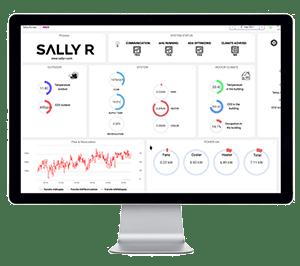 Sally Dashboard