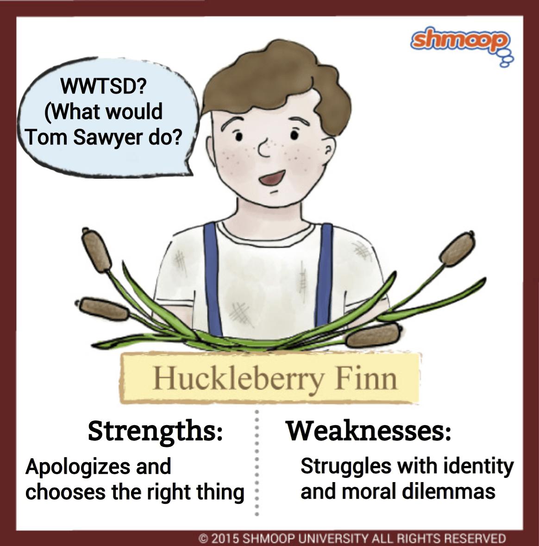 Huck Finn Essay Prompts Common