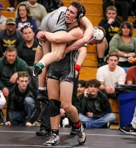 CIF State Wrestling, Del Oro, Noah Blake