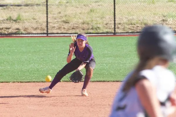 College Park softball, Morgan Crosby