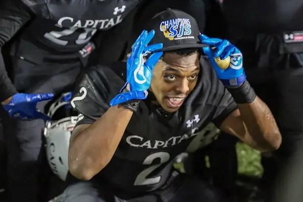 NorCal Sports Highlights, 2018-19, D'Marcus Ross