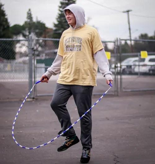 Peter Ming, Elk Grove Wrestling