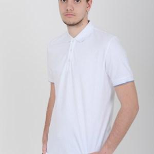 Muška majica – BELA