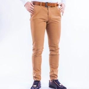 Muške Pantalone Keper #164 – CAMEL