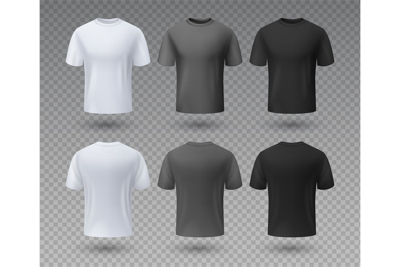 Download Male T Shirt Mockup Free Yellowimages