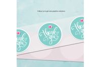 Download Round Sticker Mockup Psd Free Yellowimages