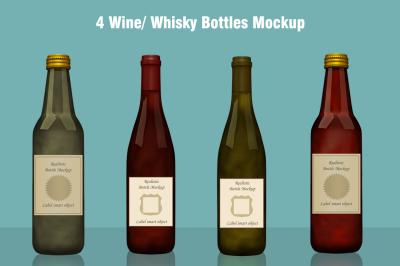 Download Dark Grape Juice Bottle Mockup Yellowimages