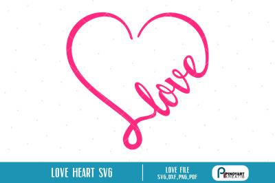 Download Download Love Heart svg, Love svg, Valentine Heart svg ...