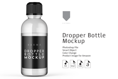 Download Pet Glossy Bottle Mockup Yellowimages