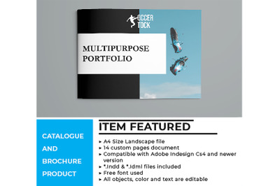 Download Catalog Mockup Free Yellowimages