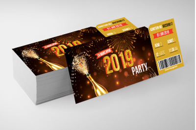 Download Ticket Mockup Psd Free Download Yellowimages