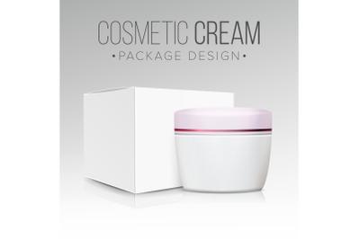 Download Closed Matte Plastic Cosmetic Jar Mockup Yellowimages